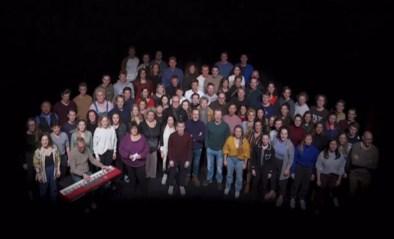Ook Vlaamse musicalartiesten protesteren tegen besparingen met protestlied uit 'Les Misérables'