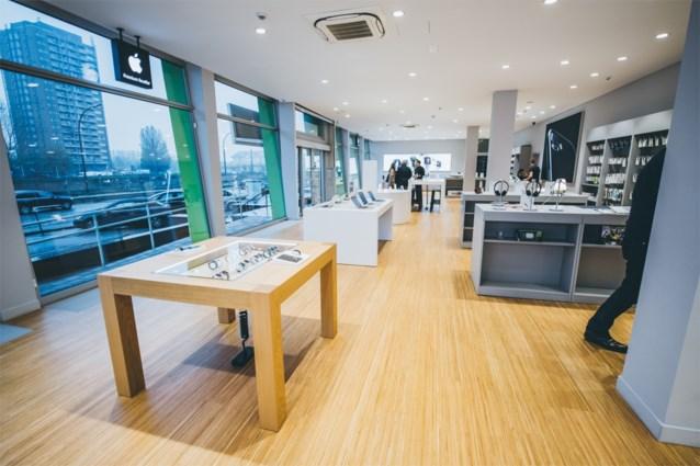 Veertigtal jobs op de helling bij Apple-verdeler Switch