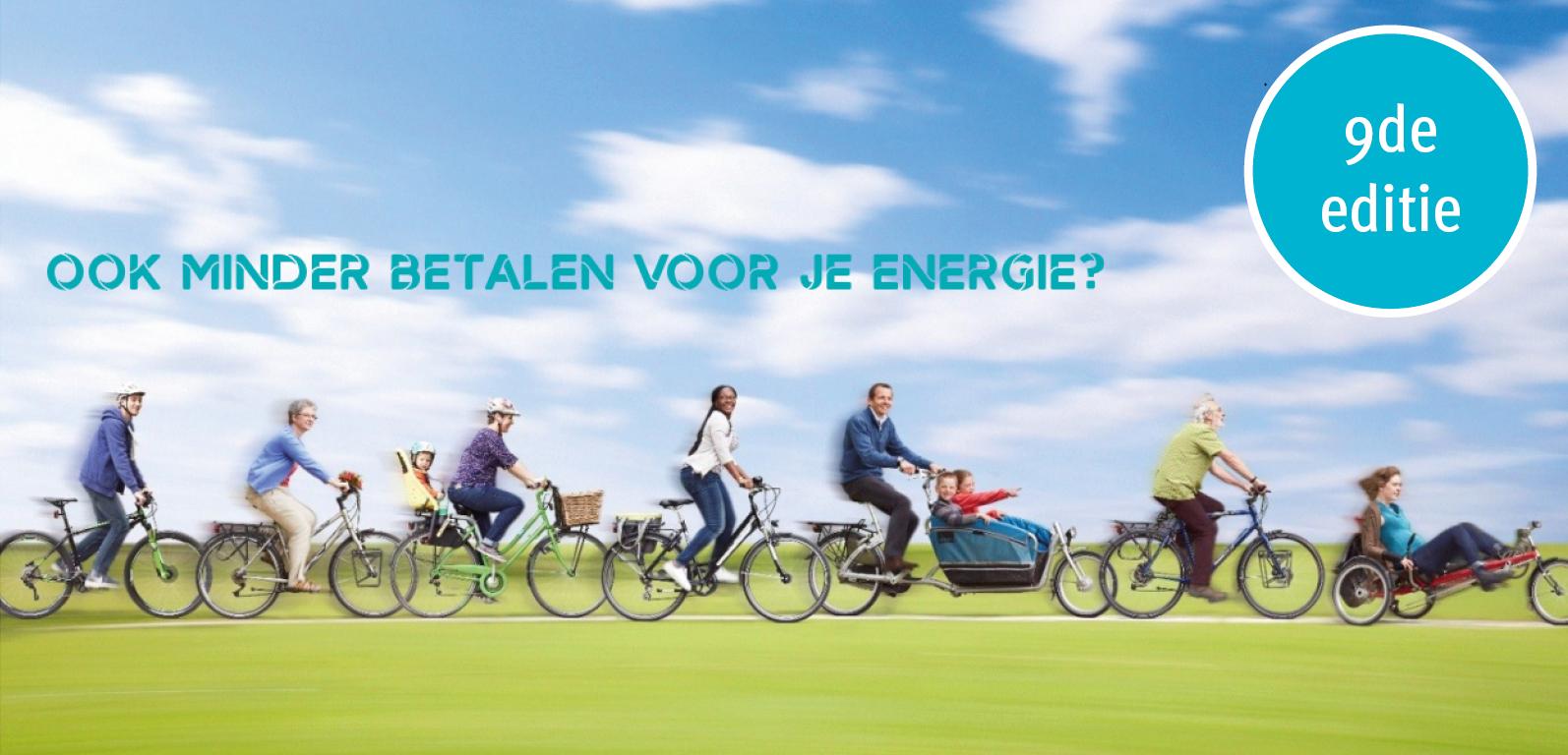 Groepsaankoop groene stroom en aardgas - 9de editie
