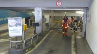 Bewogen dag in ondergrondse parking Schouwburgplein