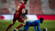 Jonathan David scoort opmerkelijke goal voor AA Gent