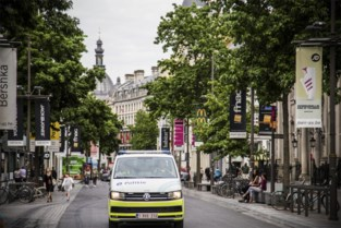 Winkeldief vlucht weg maar wordt opgepakt in Antwerpse binnenstad
