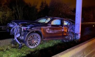 Grote verkeershinder op E313 na ongeval