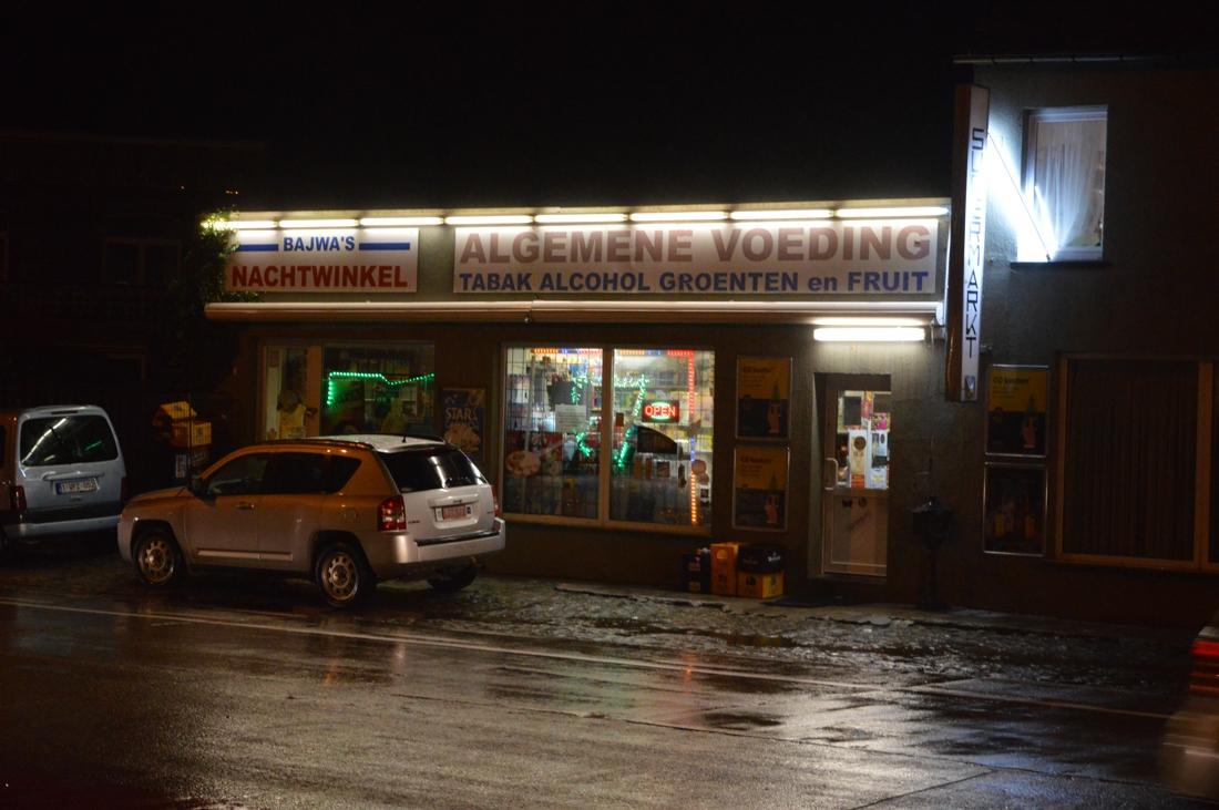 Opnieuw gewapende overval op nachtwinkel in Boutersem