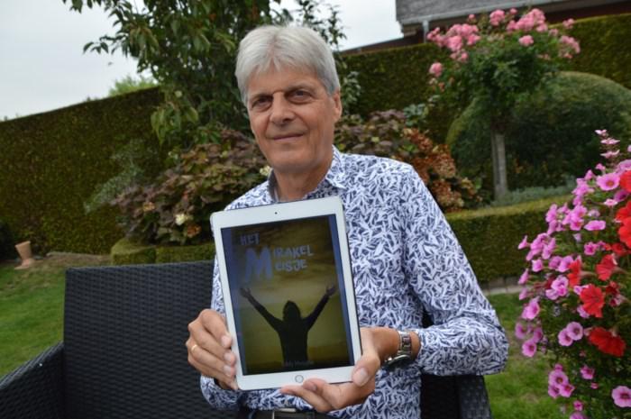 Eddy Huyghe debuteert op zijn 65ste met roman 'Het mirakelmeisje'
