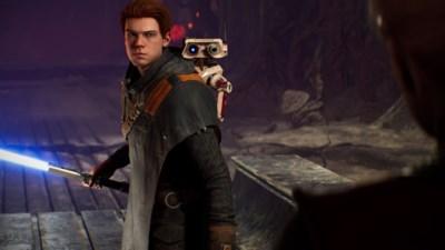 REVIEW. Met een robothulpje aan je zijde tegenstanders doorklieven met je lightsaber klinkt top, toch kon 'Star Wars Jedi: fallen order' onze man niet overtuigen