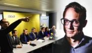 Joachim Pohlmann, de absolute vertrouweling van Bart De Wever die op de achtergrond doorgroeide naar de N-VA-top