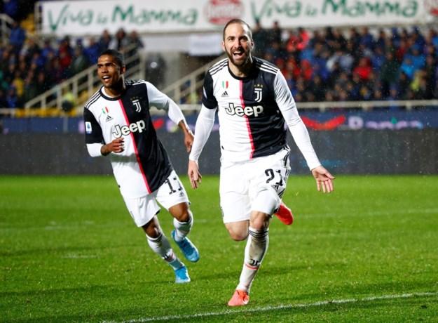 Juventus ontsnapt aan eerste nederlaag, Dries Mertens en Napoli schieten niks op met gelijkspel
