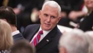 Amerikaans vicepresident Mike Pence brengt verrassingsbezoek aan troepen in Irak