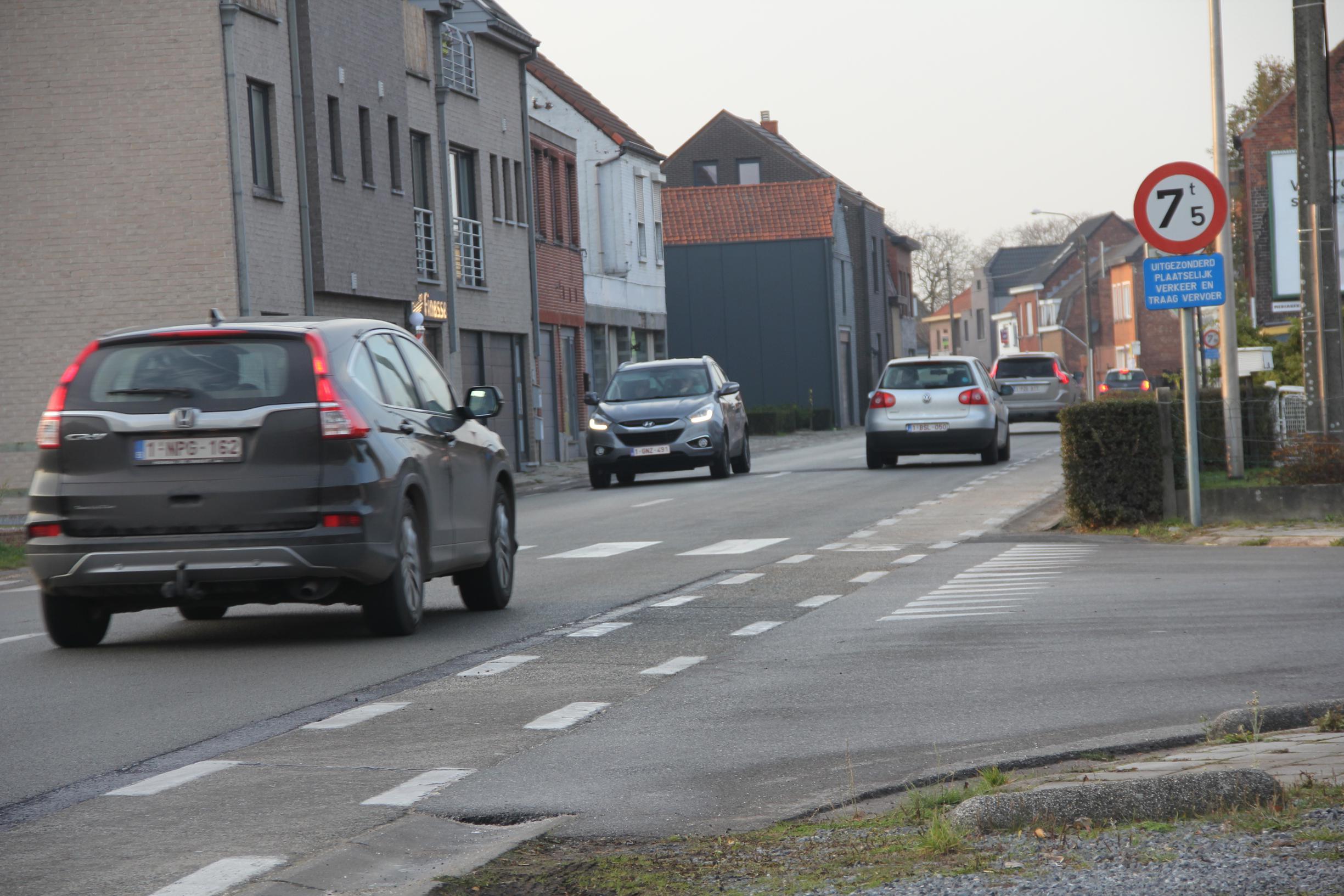 Assenedesteenweg ruim drie weken dicht voor rioleringswerken