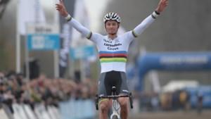 """Mathieu van der Poel animeert nu ook Ambiancecross: """"Klassementscross of niet: winnen is winnen"""""""