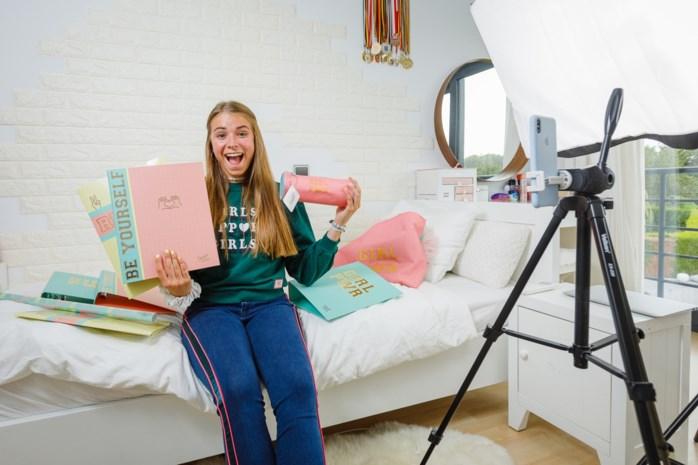 """Superpopulaire Stien Edlund (18) is haar profiel kwijt, en niemand weet waarom: """"Alle wegen naar TikTok lopen dood"""""""