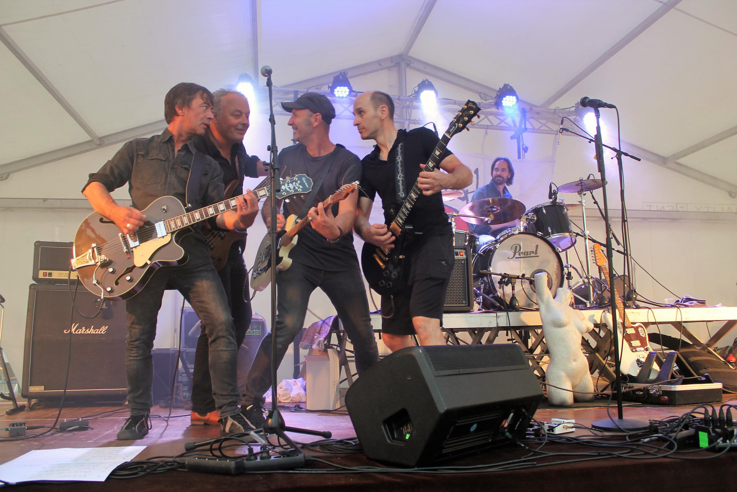Rockband maakt na 25 jaar comeback