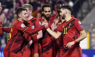 België twee keer naar Rusland op EK