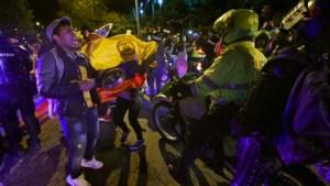 Protesten in Colombia: avondklok van kracht in Bogota, zeker drie doden bij aanslag op politiepost