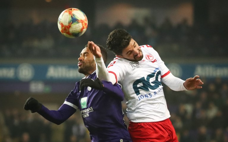 Pover Anderlecht geraakt niet voorbij Kortrijk