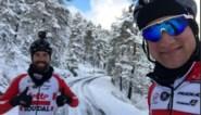 'Breakaway' van Thomas De Gendt en Tim Wellens wordt survivaltocht door de sneeuw