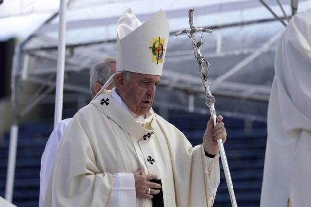 Paus roept in Japan op tot nucleairvrije wereld