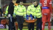 Bryan Heynen mist de rest van het seizoen bij KRC Genk met een kruisbandletsel
