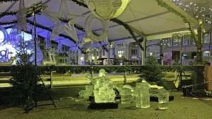 Kind overleden nadat ijssculptuur omvalt tijdens kerstmarkt in Luxemburg