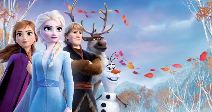 Vervolg op Disney-kaskraker lokt na week al 235.000 bezoekers naar bioscoop: België smelt voor 'Frozen 2'