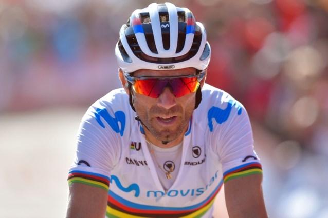 Niet te stoppen: Alejandro Valverde zal ook op zijn 40ste nog Tour rijden… als opwarmertje voor Olympische Spelen