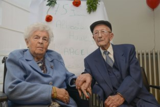 """Cecilia en Marcel zijn 75 jaar (!) getrouwd en onafscheidelijk: """"Papa gaat haar elke middag halen"""""""