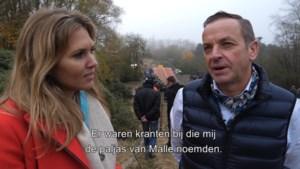 """Ine Beyen met Paul Herygers naar de cross: """"Er waren kranten die me na dat schouderklopje de paljas van Malle noemden"""""""