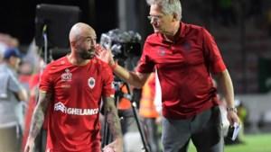 Bölöni mist bij Antwerp twee sleutelspelers in zijn 100ste match