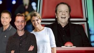 Walter Grootaerts krijgt opvallende versterking in 'The voice senior': ook Sam Gooris, André Hazes en Karen Damen jurylid