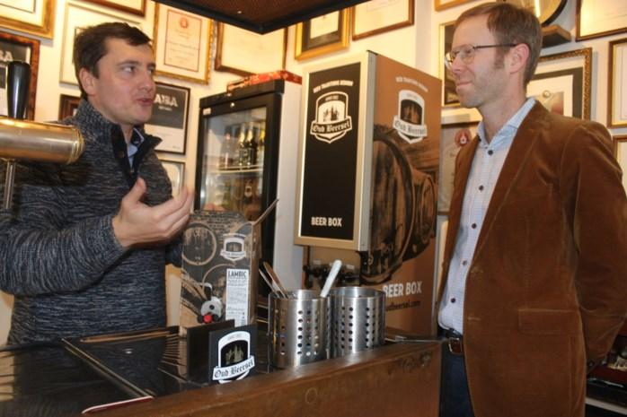 """Deze brouwer ontwikkelt een koelkast voor zijn eigen bieren: """"Zo voeren we probleemloos uit naar Japan, China en Korea"""""""