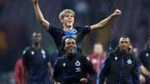 ONZE PUNTEN. Twee spelers van Club Brugge boven het gemiddelde, één gebuisde