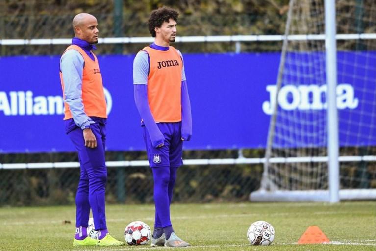 Goed nieuws voor Anderlecht: Vincent Kompany traint opnieuw met de groep (en hij is niet alleen)