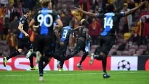 Derde plaats en Europa League wenkt voor Club: Galatasaray kan enkel met zege nog voorbij Club Brugge