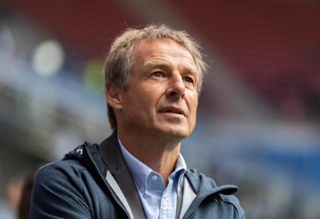 Boyata en Lukebakio krijgen Duitse legende Jürgen Klinsmann als coach bij Hertha Berlijn