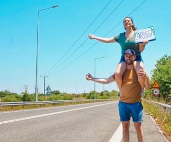 """Koppel wil Vlamingen aan het liften krijgen: """"Op het einde van de rit neem je afscheid als vrienden"""""""