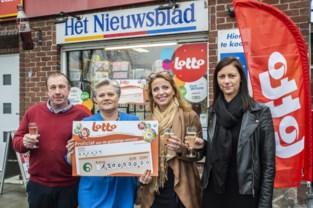 Twee West-Vlaamse Lottospelers winnen elk anderhalf miljoen euro
