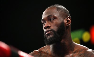 """Bokskampioen Deontay Wilder en legende Mike Tyson zijn niet de beste vrienden: """"Ik zou hem verrot slaan"""""""