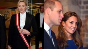 ROYALS. Prinses Charlene geeft zeldzaam interview over het moederschap, bizarre diefstal bij Kate en William