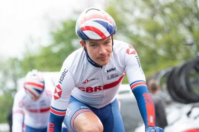 Jong Brits talent op piste en weg tekent contract bij Team Ineos