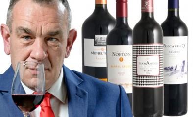 Onze wijnkenner proeft Argentijnse rode wijn, maar knapt af op de alcohol
