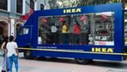 Nieuw: de Ikea-mobiel