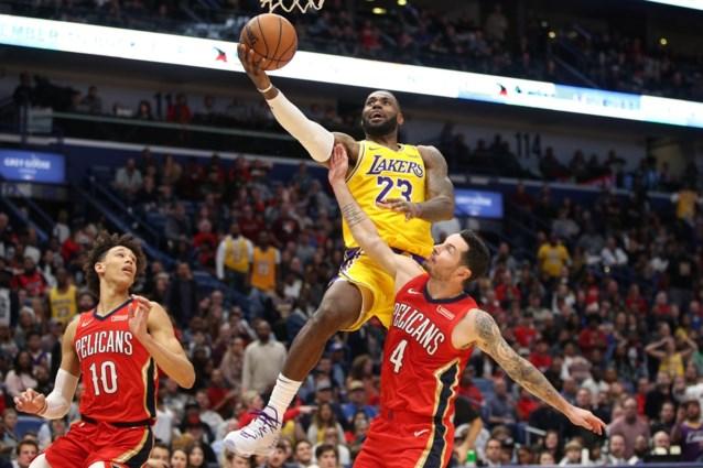 Kobe Bryant begint al te bibberen: LeBron James bereikt nieuwe mijlpaal op de lijst der NBA-lijsten