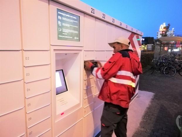 """Pakjesautomaat wint aan populariteit: """"Afhalen in een postkantoor is te veel gedoe"""""""