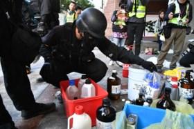 Trump ondertekent wetsvoorstellen die betogers in Hongkong steunen