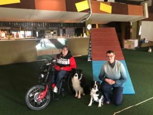 """Vanuit haar bijzondere rolstoel maakt An (43) haar 20 jaar oude droom waar: """"Lang geleden dat ik dit nog had gevoeld"""""""