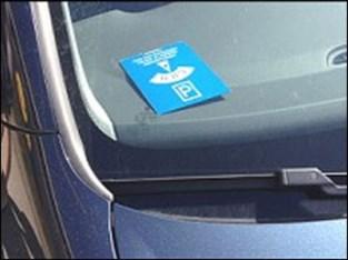 Corona: geen controle meer op parkeermeter en blauwe schijf