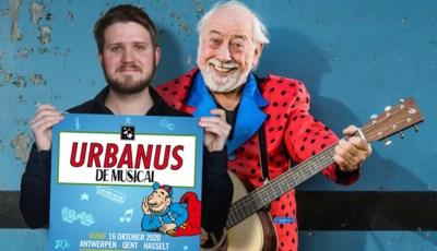 """Urbanus krijgt straks zijn eigen musical: """"Neem het nummer Hittentit en maak er de Sound of music van"""""""
