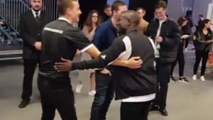 VIDEO. Belgische freestyler maakt indruk op Franse stervoetballer N'Golo Kanté