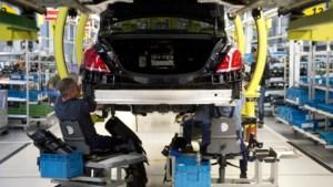 Tienduizenden banen op de tocht bij Mercedes, Audi en BMW door elektrische en zelfrijdende auto's